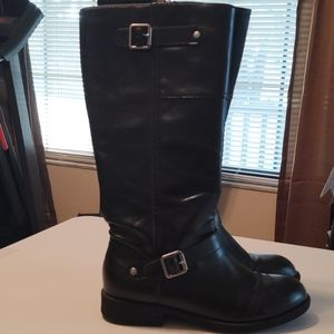 Kenneth Cole Reaction Zip Up Boots